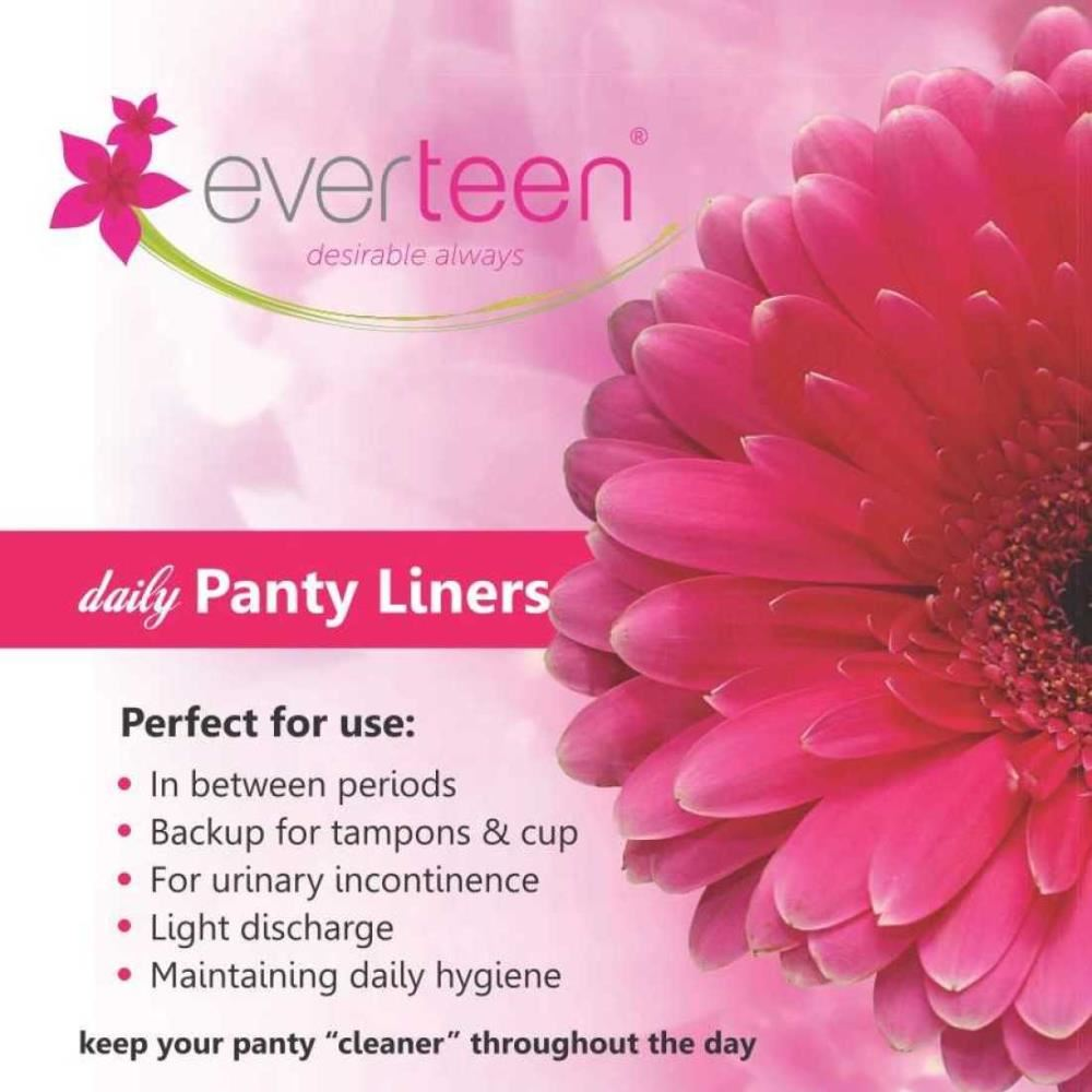 Everteen Daily Panty Liners (36pcs)