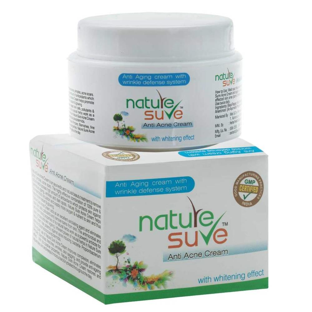 Nature Sure Anti Acne Cream (50g)