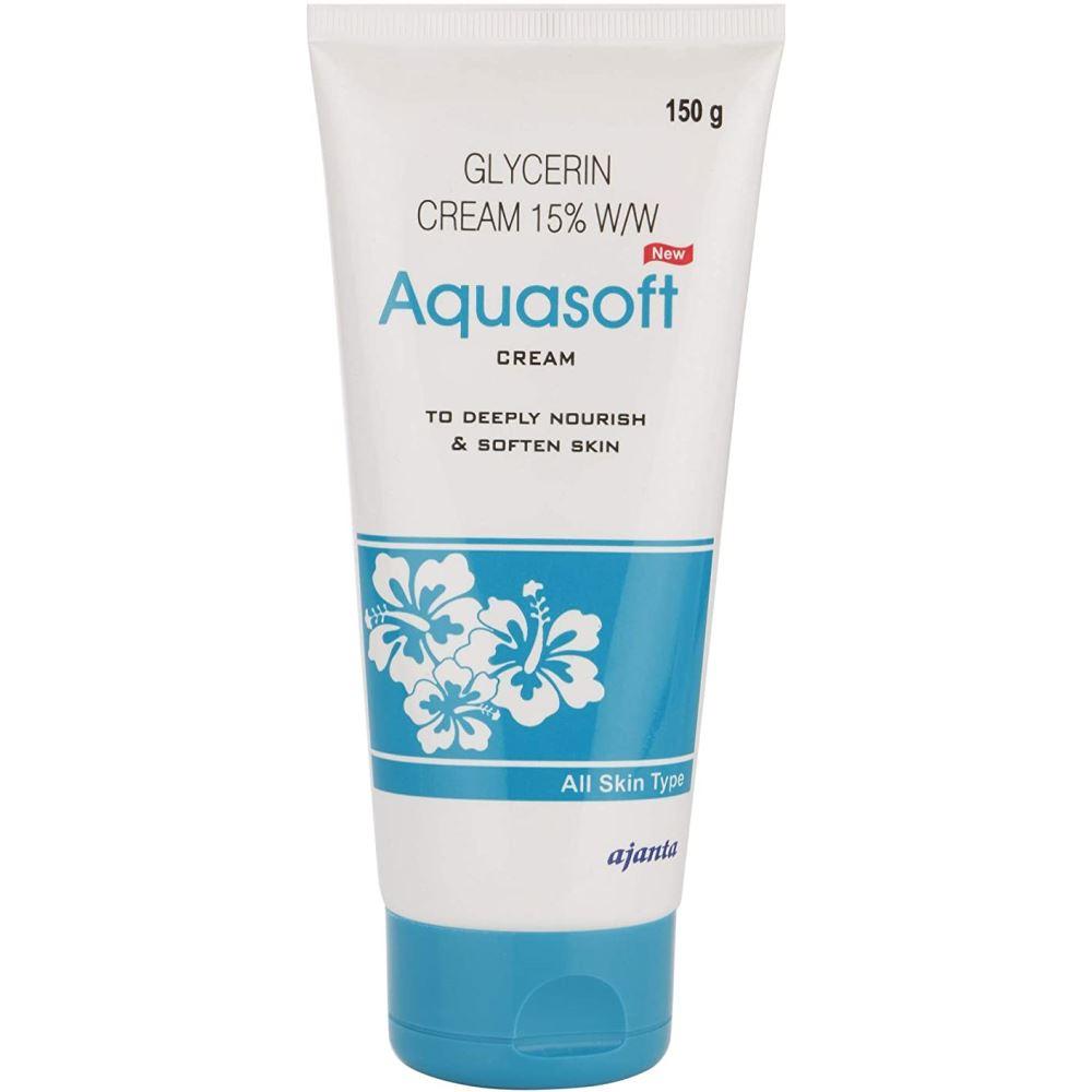 Ajanta Pharma Aquasoft Cream (150g)