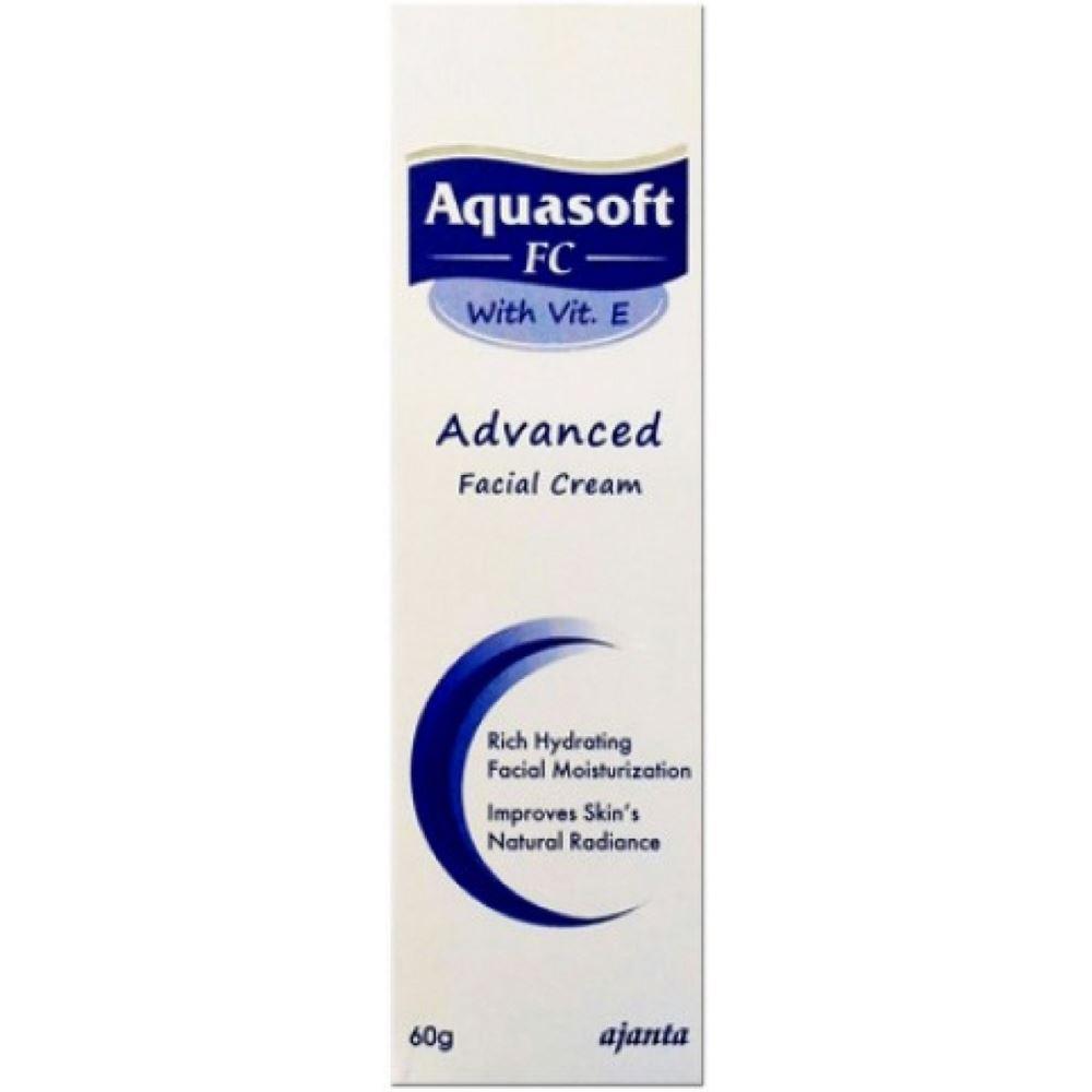 Ajanta Pharma Aquasoft FC Advanced Facial Cream (60g)