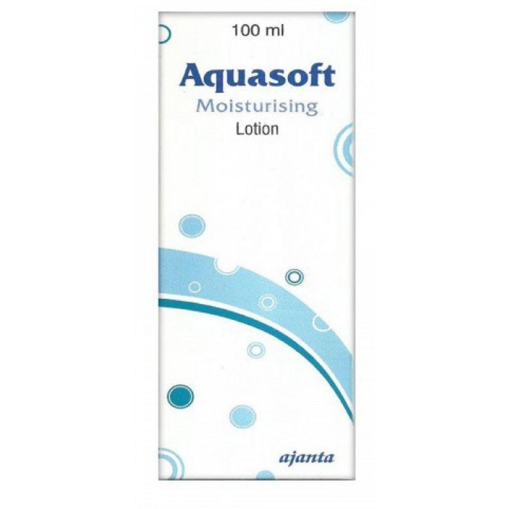 Ajanta Pharma Aquasoft Moisturising Lotion (100ml)
