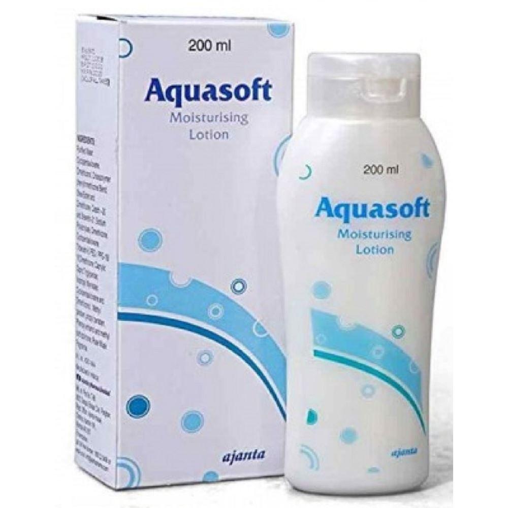 Ajanta Pharma Aquasoft Moisturising Lotion (200ml)