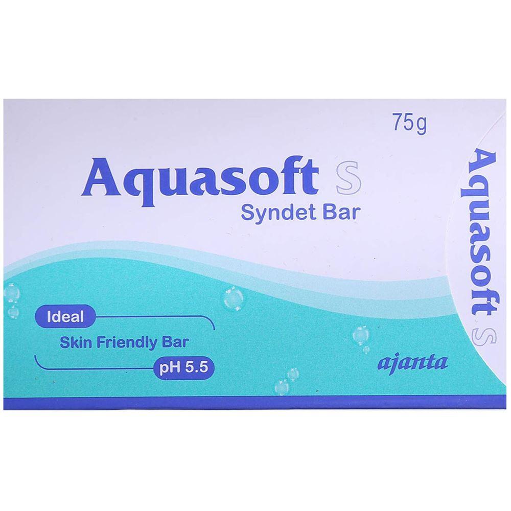 Ajanta Pharma Aquasoft Syndent Soap (75g)