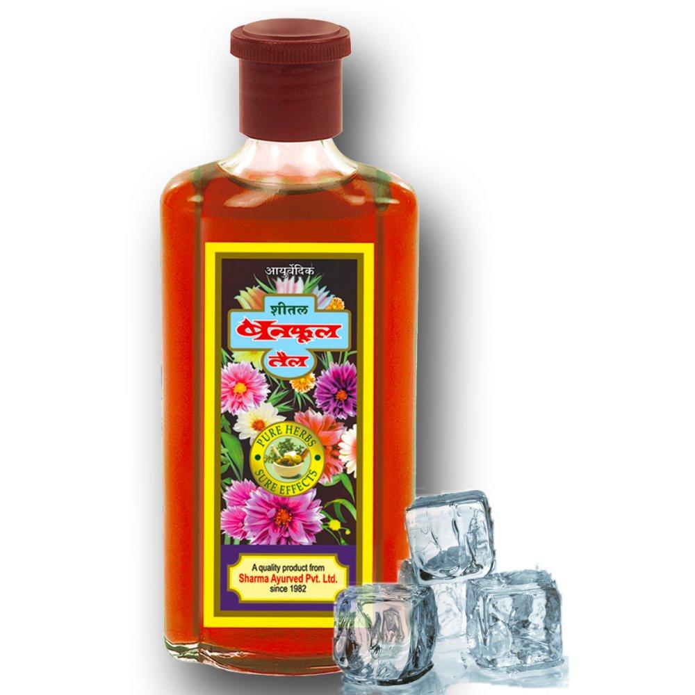 Sharma Ayurved Banphool Oil (200ml)