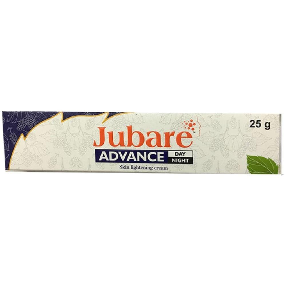 Cadila Pharma Jubare Advance Day Night Skin Lightening Cream (25g)