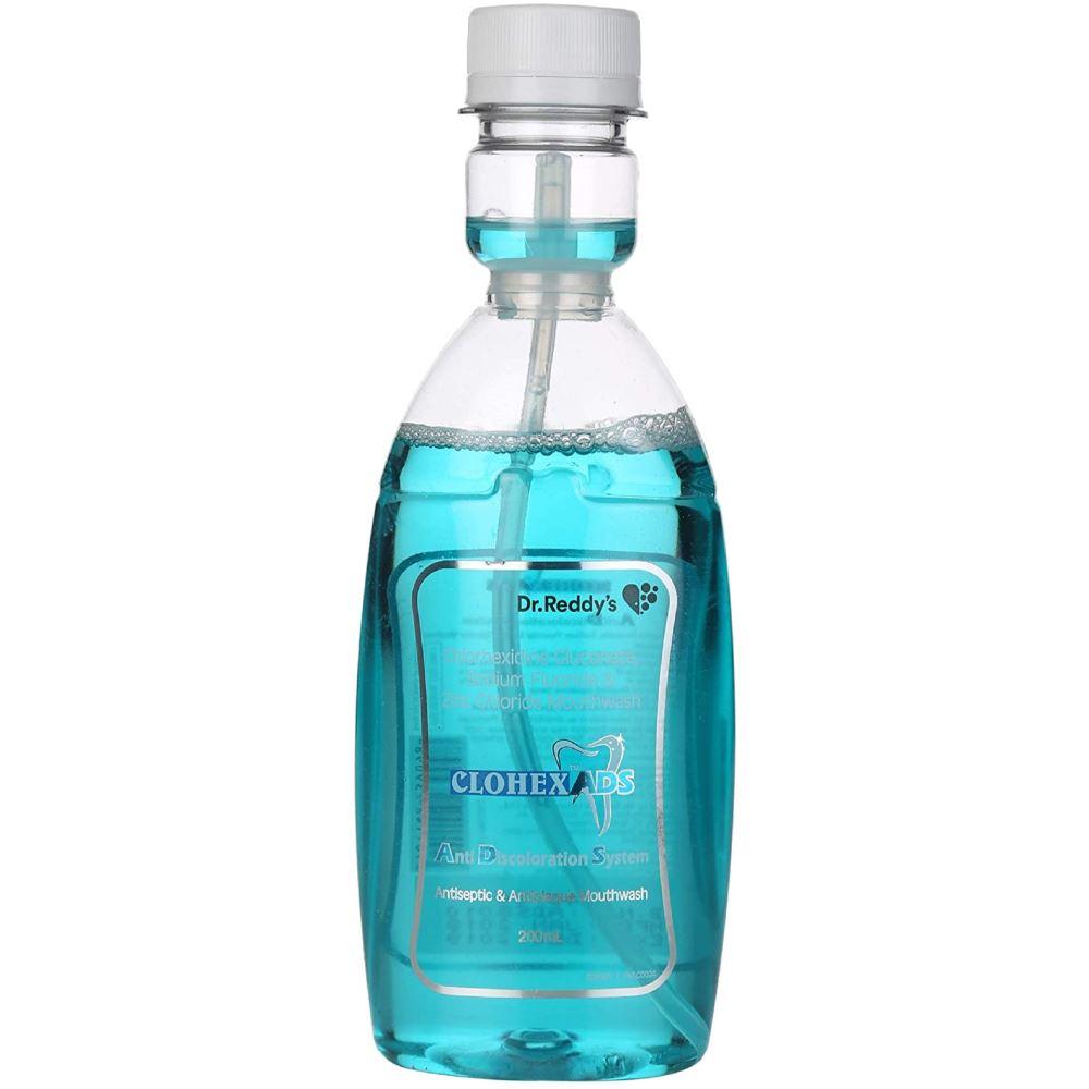 Dr. Reddy's Clohex ADS Liquid (200ml)