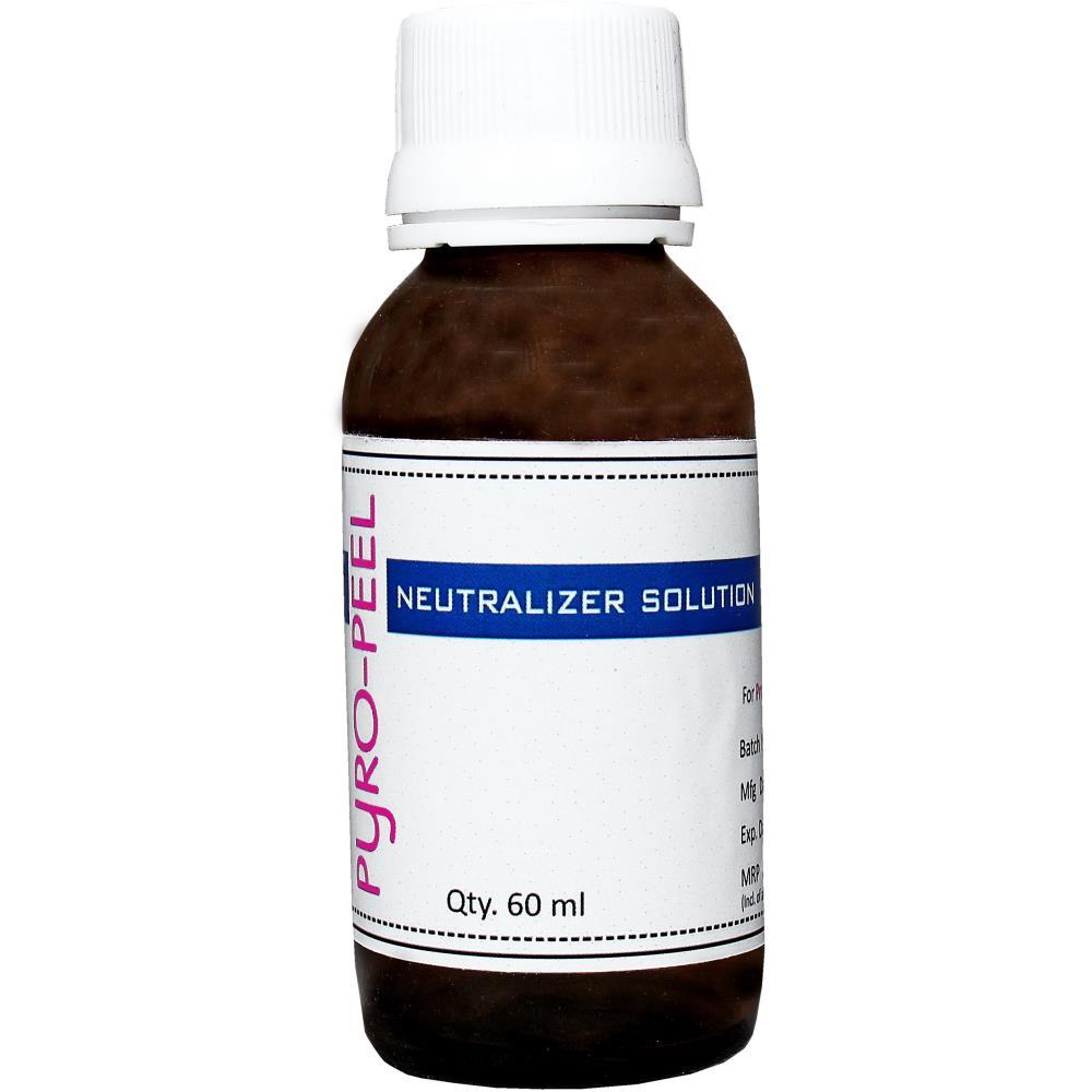 Pyro Peel Post Peel Solution(Neutralizer Solution) (60ml)