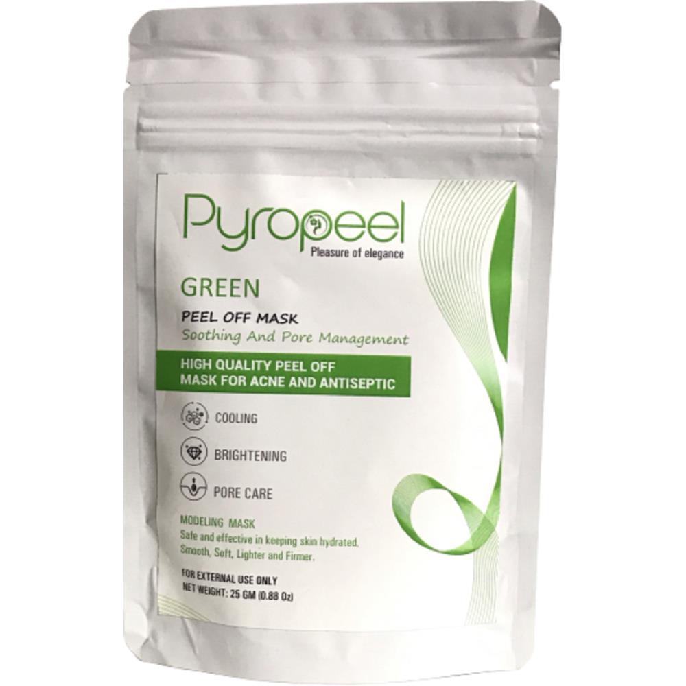 Pyro Peel Marine Algea Green Peel Off Mask (25g)