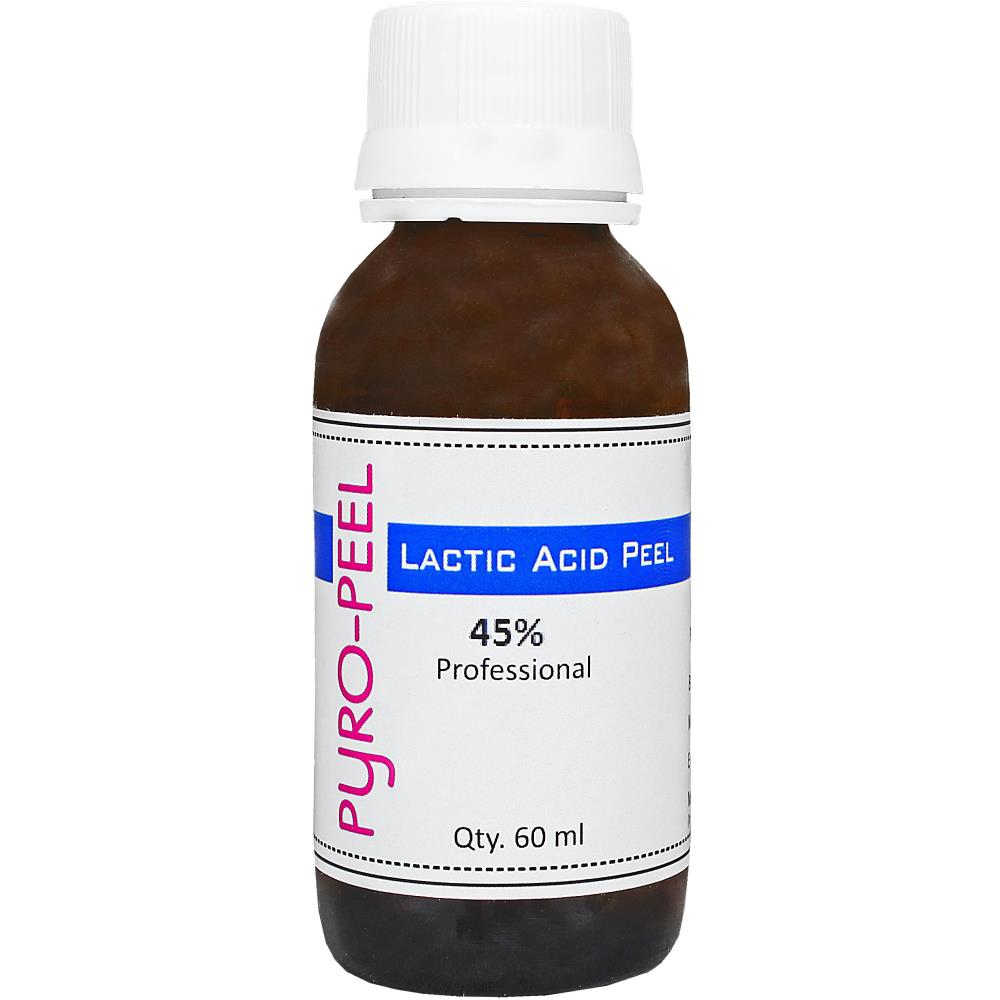 Pyro Peel Lactic Acid 45% Peel (60ml)