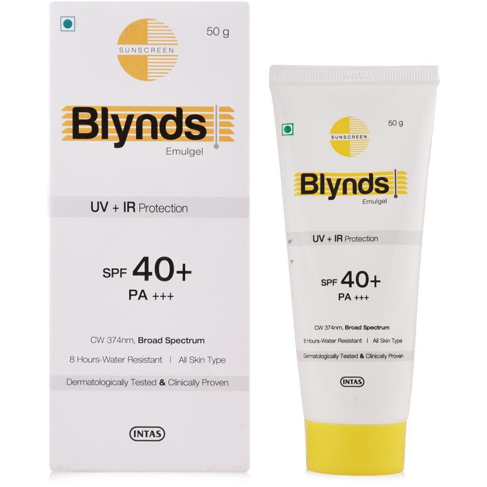 Intas Pharma Blynds Emulgel SPF 40+ (50g)