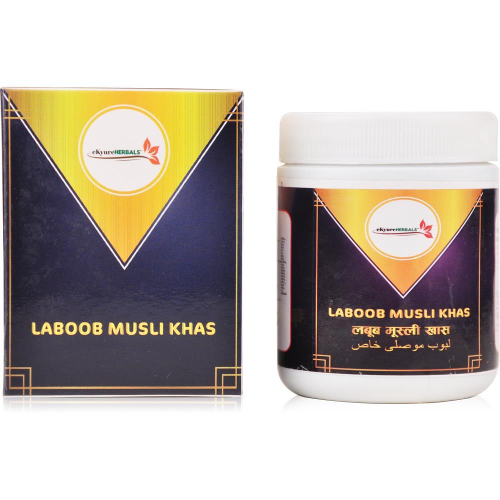 Ekyure Herbals Laboob Musli Khas (125g)