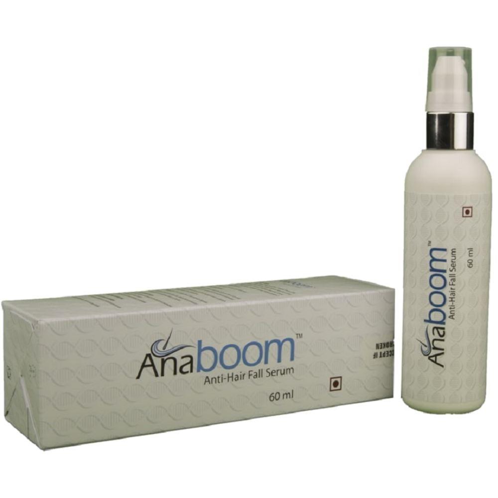 Sun Pharma Anaboom Anti Hair Fall Serum (60ml)