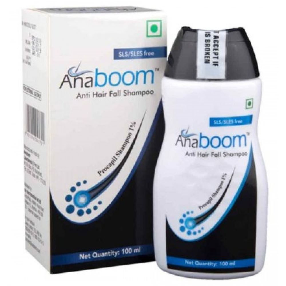 Sun Pharma Anaboom Anti Hair Fall Shampoo (100ml)