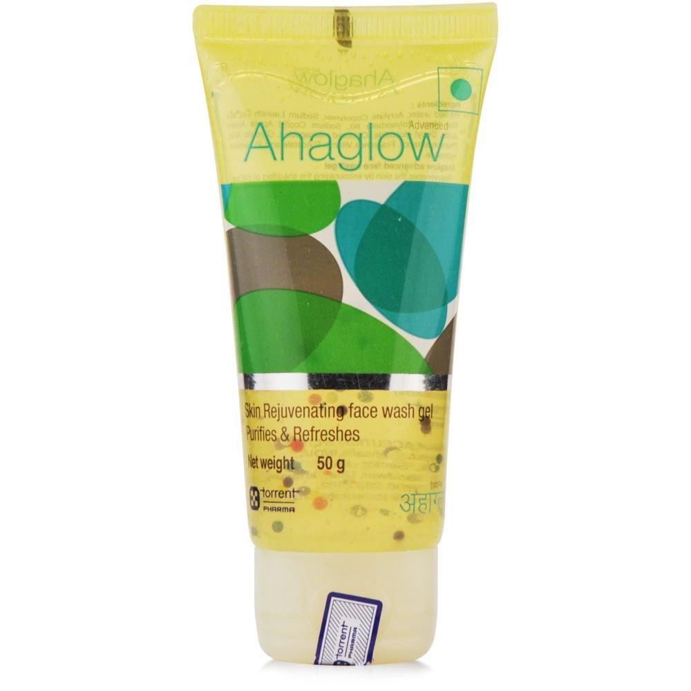 Torrent Pharma Ahaglow Advanced Face Wash (50g)