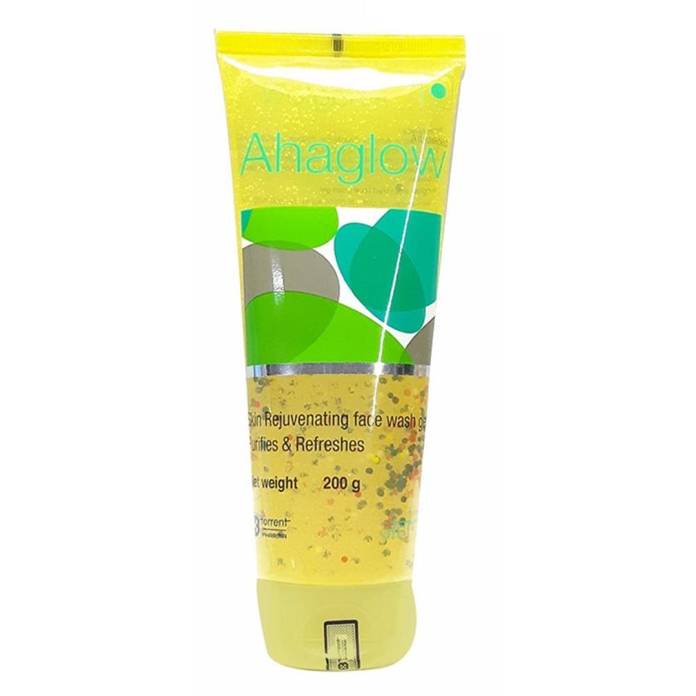 Torrent Pharma Ahaglow Advanced Face Wash (200g)