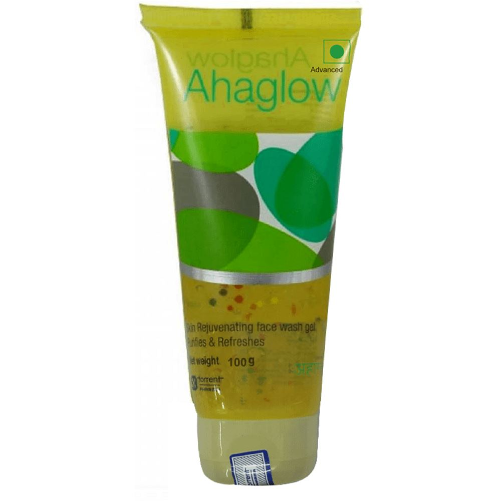 Torrent Pharma Ahaglow Advanced Face Wash (100g)