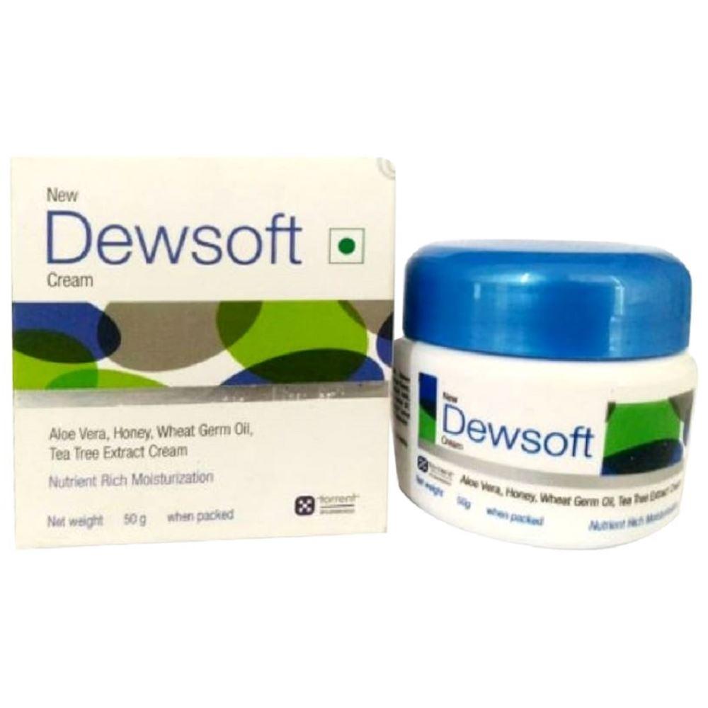 Torrent Pharma Dewsoft Cream (50g)