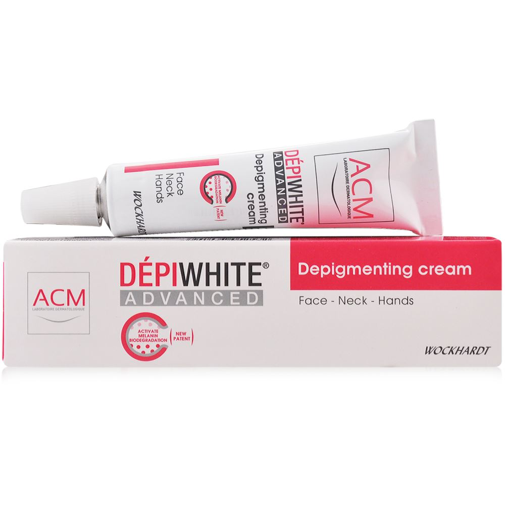Wockhardt Ltd Depiwhite Advanced Cream (40ml)