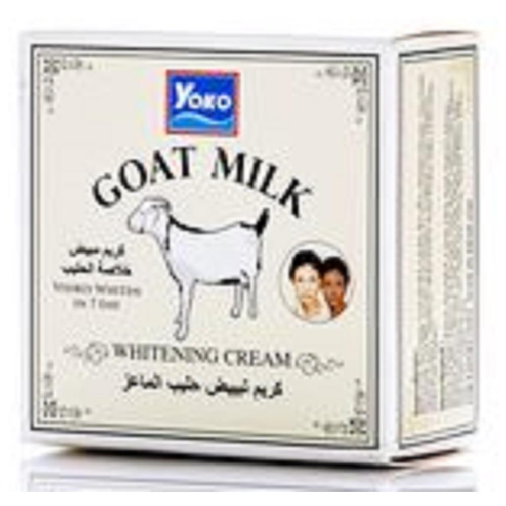 Yoko Goat Milk Whitening Cream (15g)