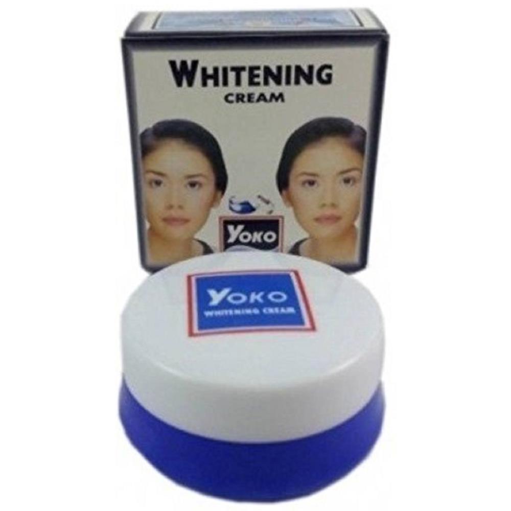 Yoko Face Whitening Cream (4g)