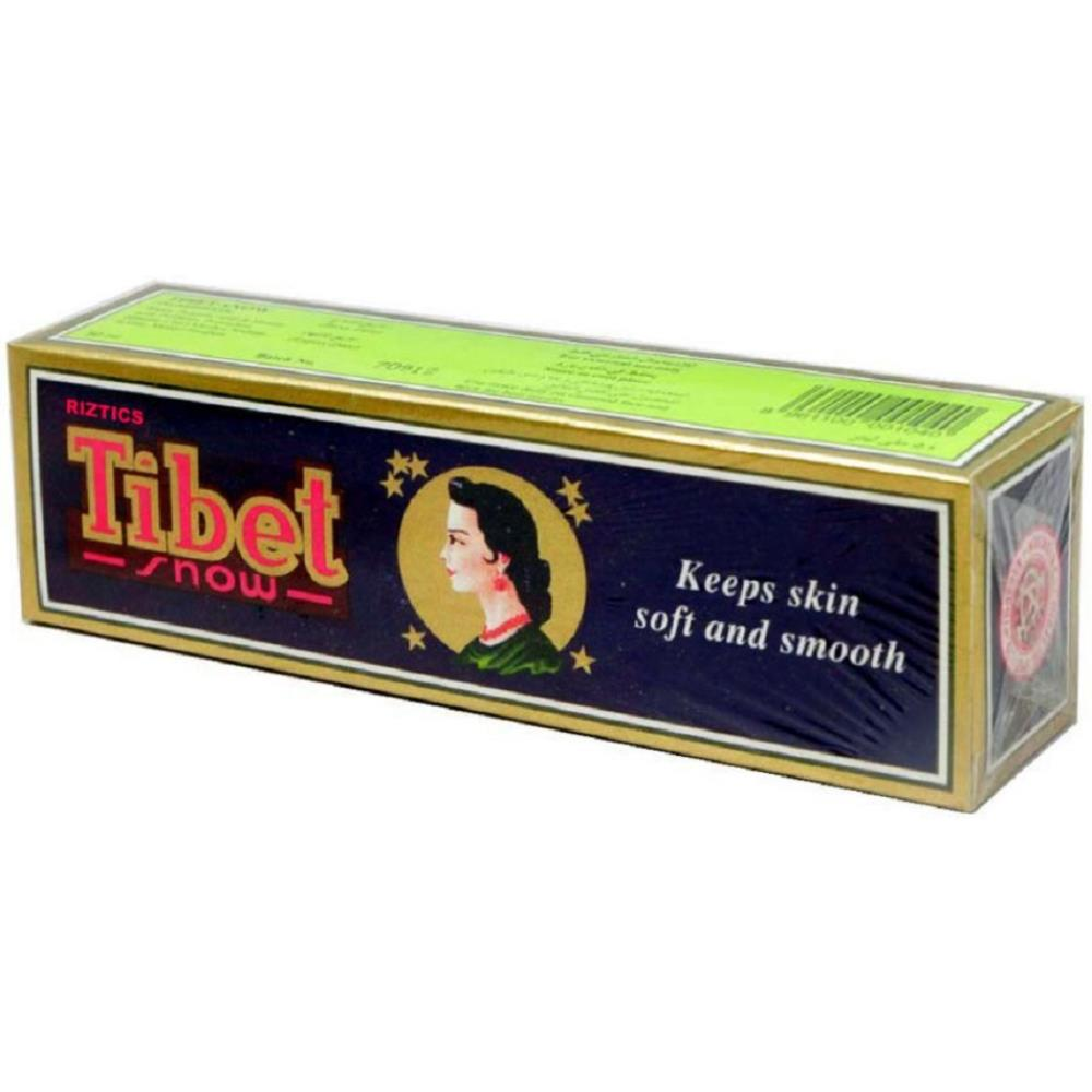 Tibet Snow Soft And Smooth Day & Night Cream  (50g)