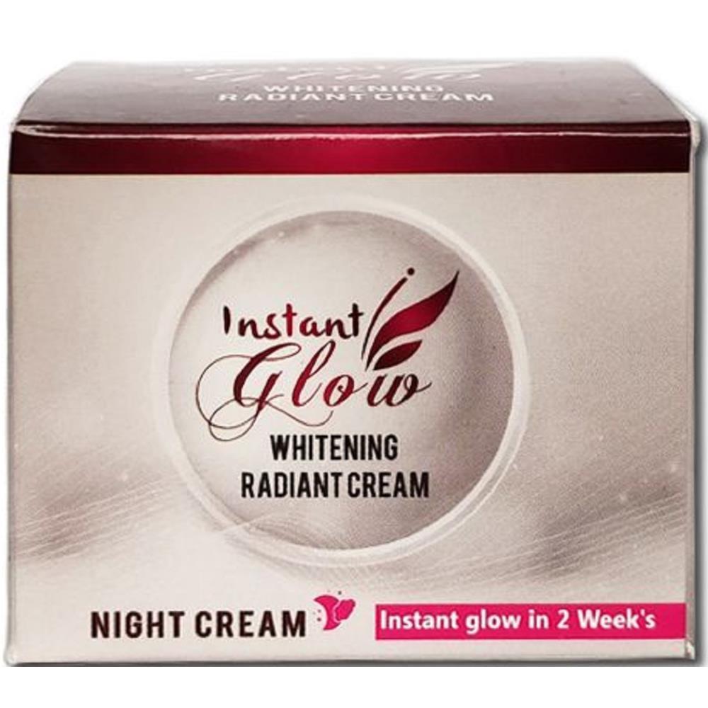 Instant Glow Skin Whitening Night Cream (30g)