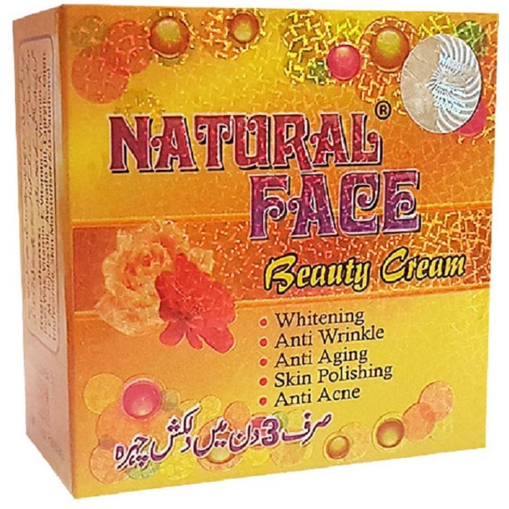 Natural Face Beauty Cream (30g)