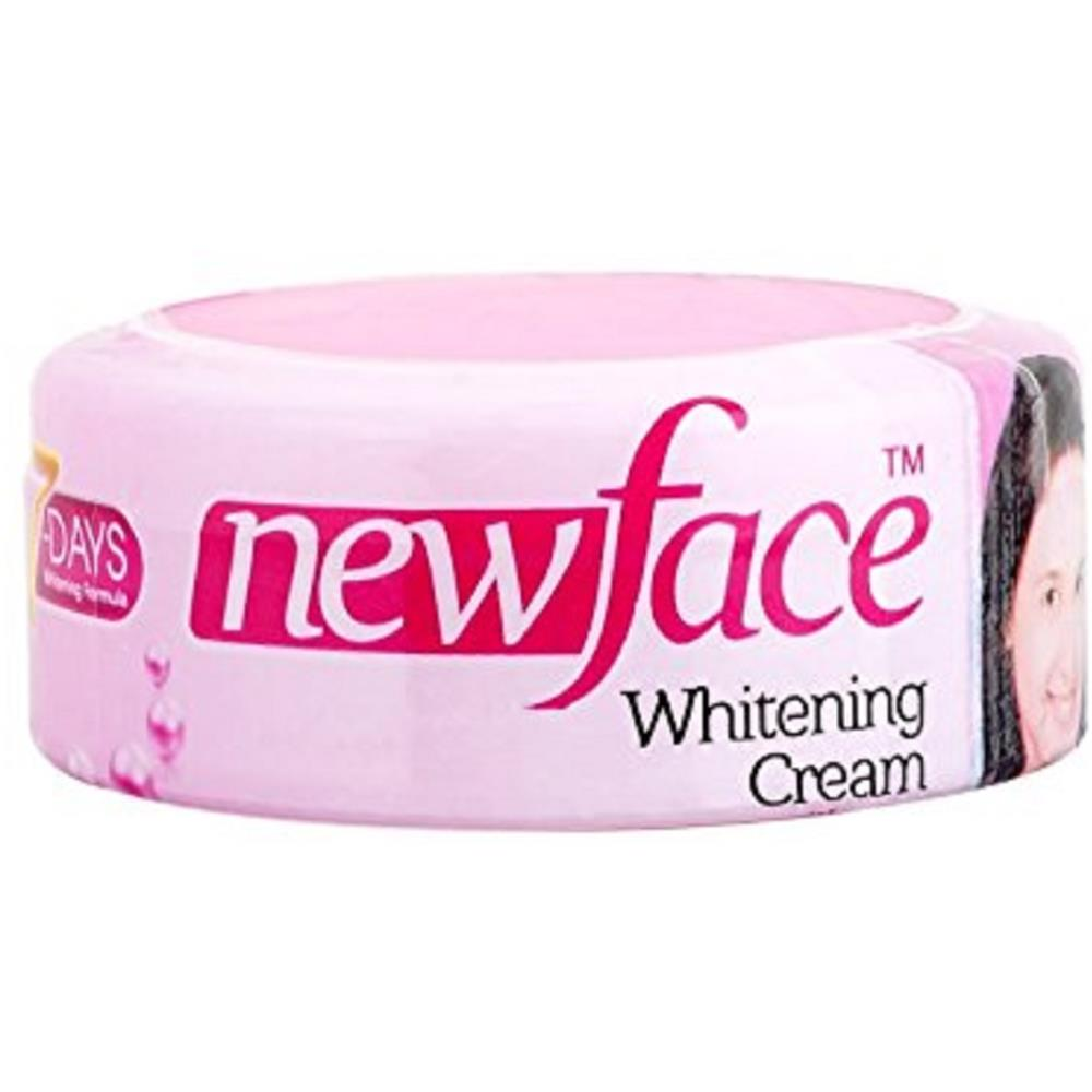 New Face Whitening Cream (30g)