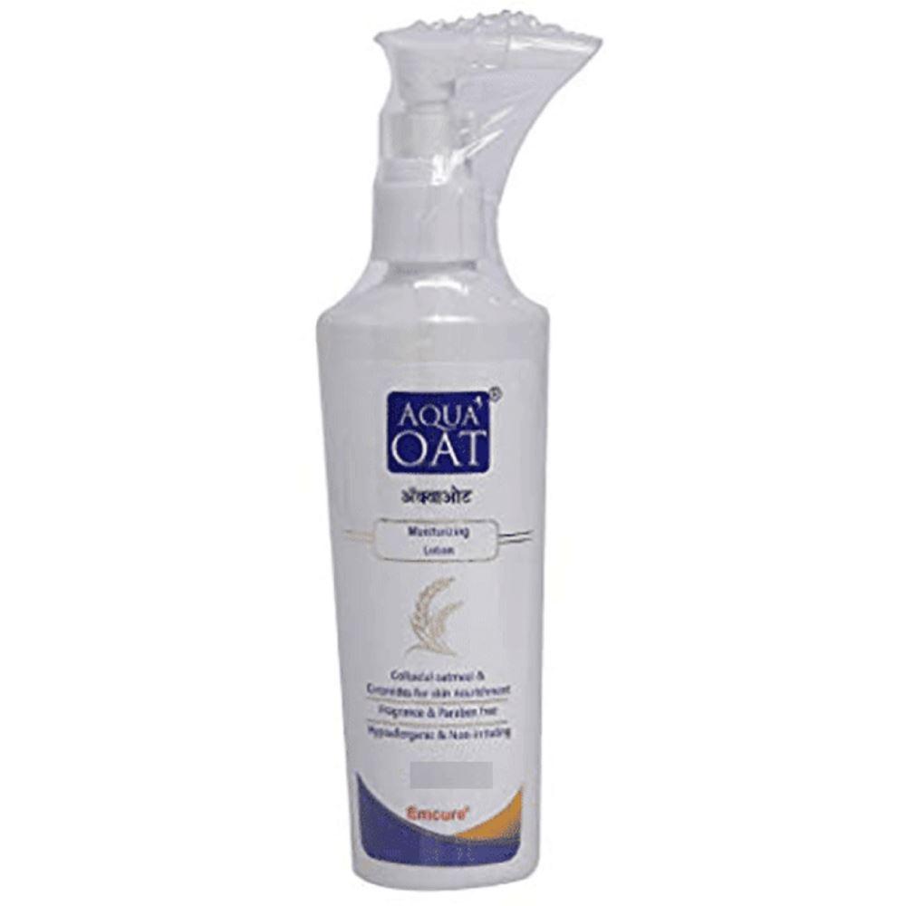 Emcure Pharma Aqua Oat Moisturizing Lotion (100ml)