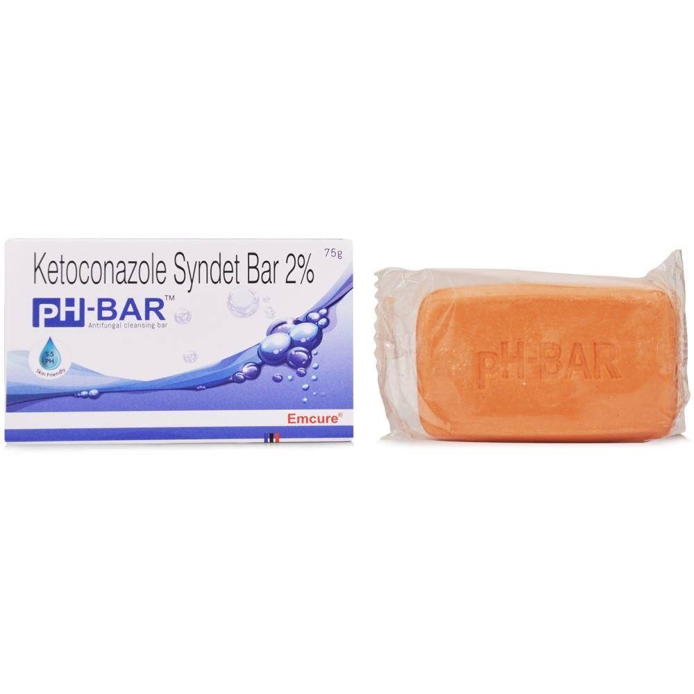 Emcure Pharma PH Bar (2%w/w) (75g)
