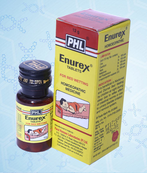 PHL Enurex Tablets (12g)