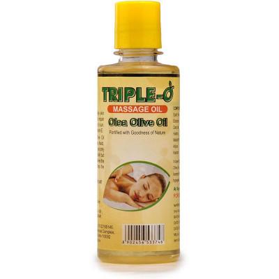 SBL Triple - O Massage Oil (300ml)
