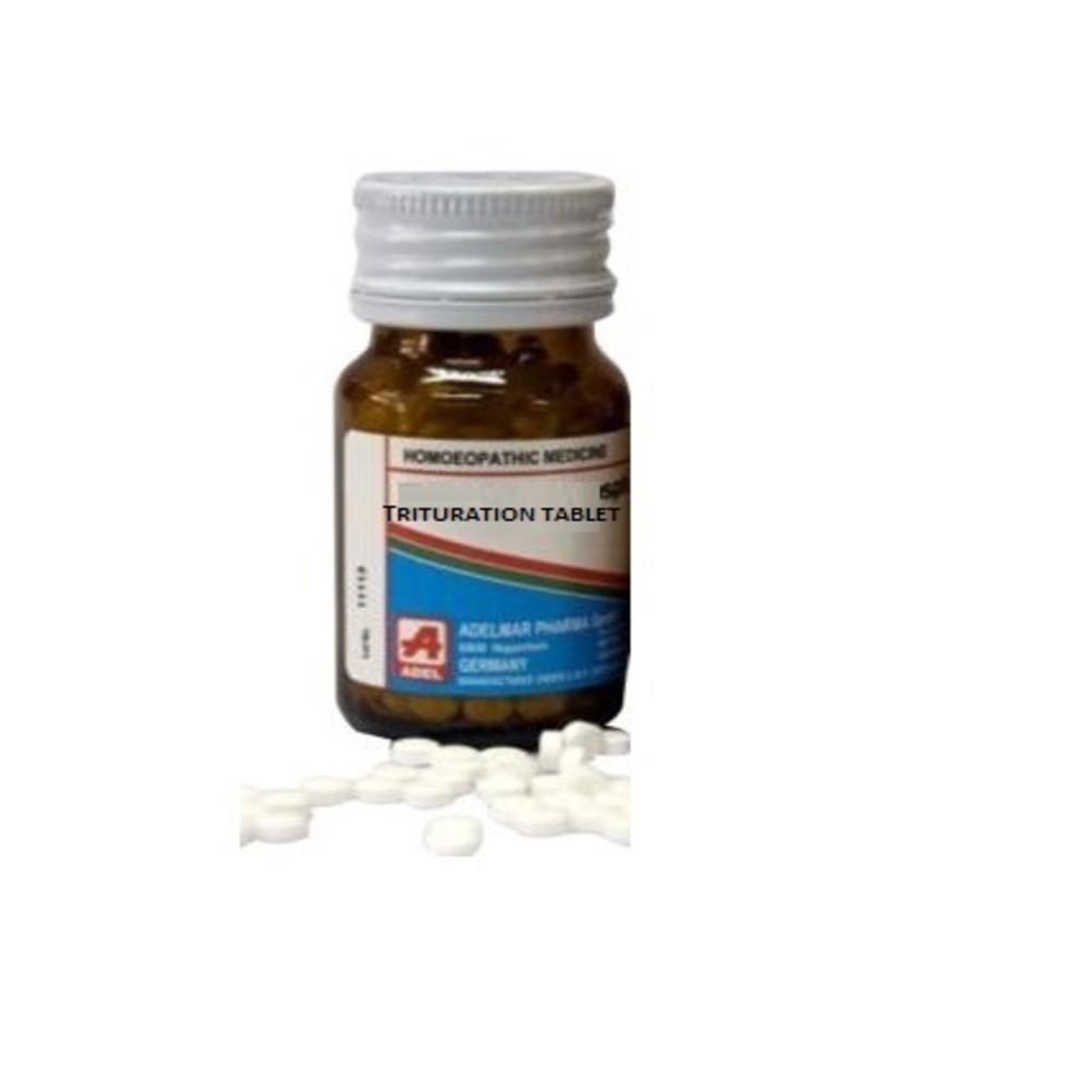 ADEL Calcarea Fluor Biochemic Tablet 6X