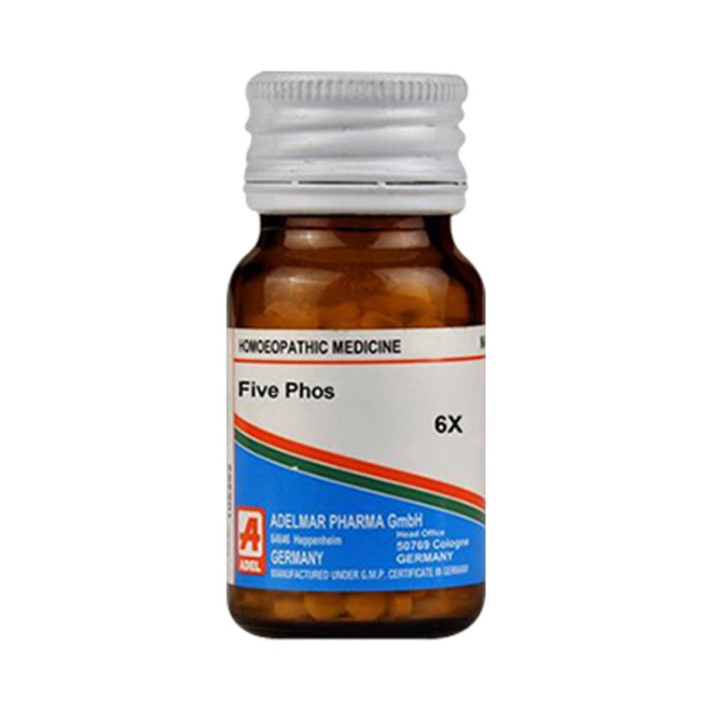 ADEL Five Phos Biochemic Tablet 6X