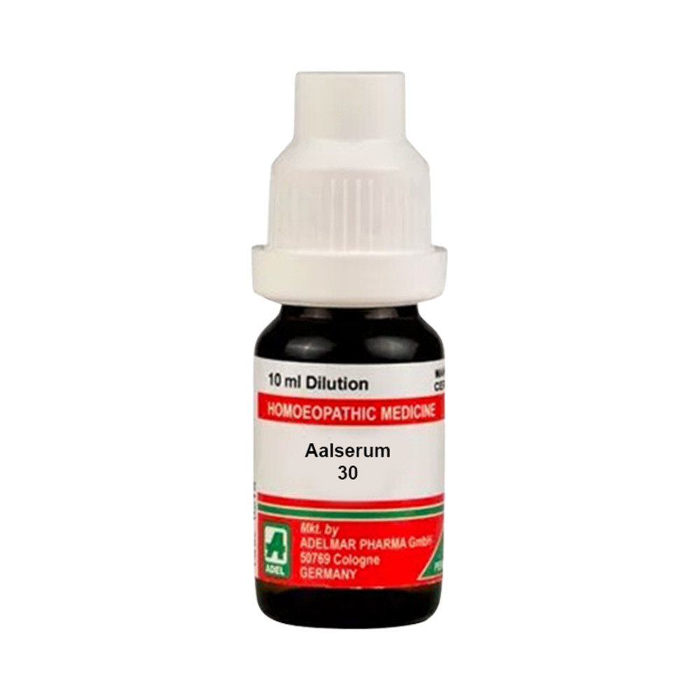 ADEL Aalserum Dilution 30 CH