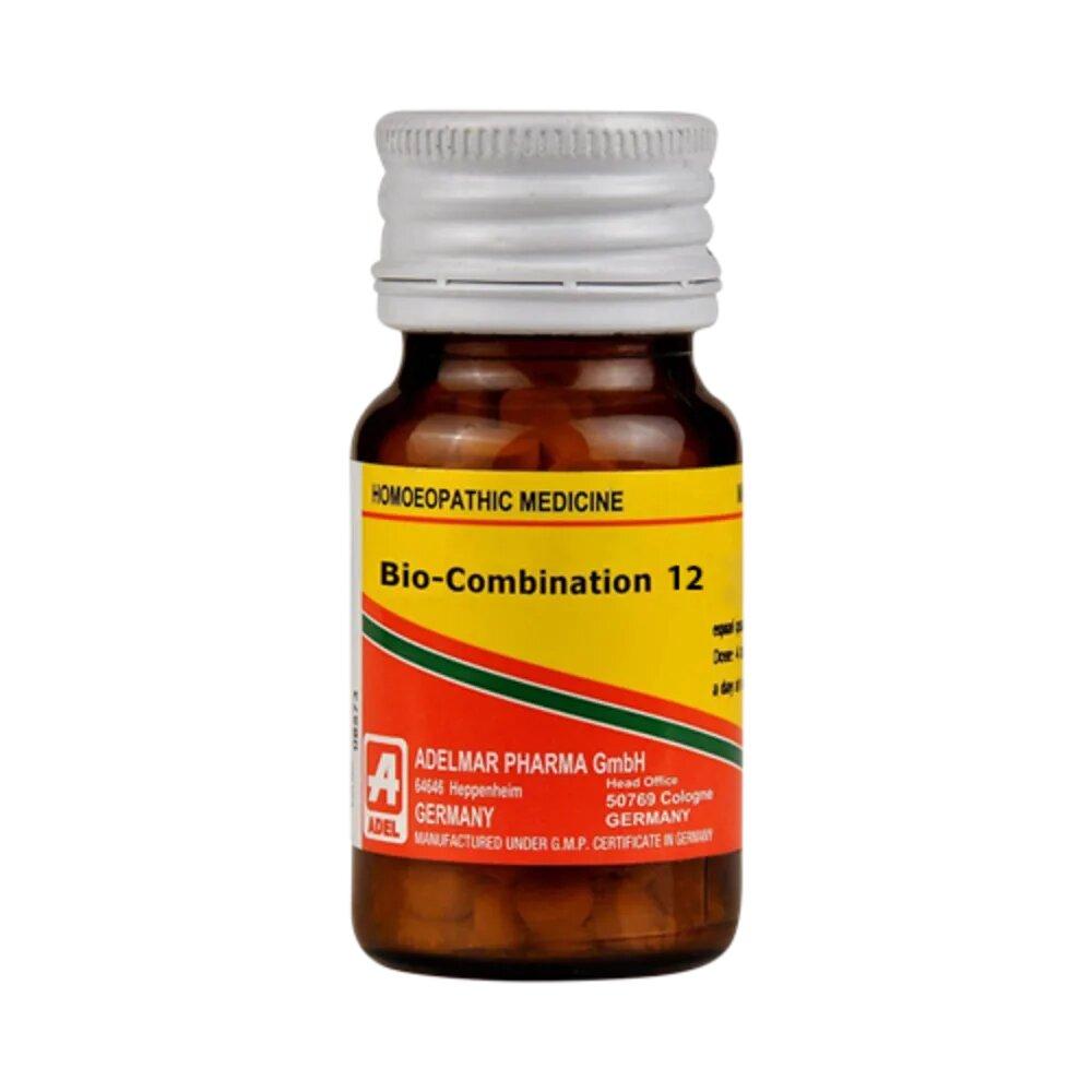 ADEL Bio Combination 12 Tablet (BC 12) 20 gm