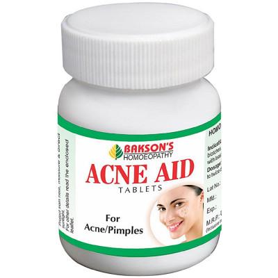 Bakson Acne Aid Tablets (75tab)
