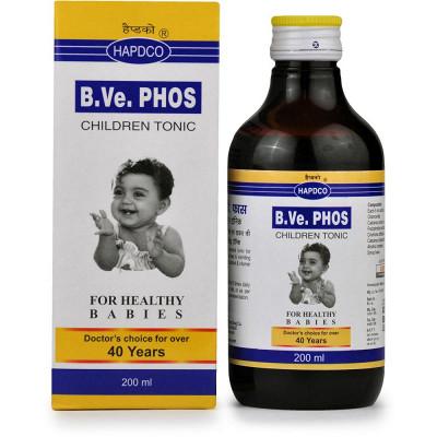 Hapdco B.Ve. Phos Syrup (200ml)