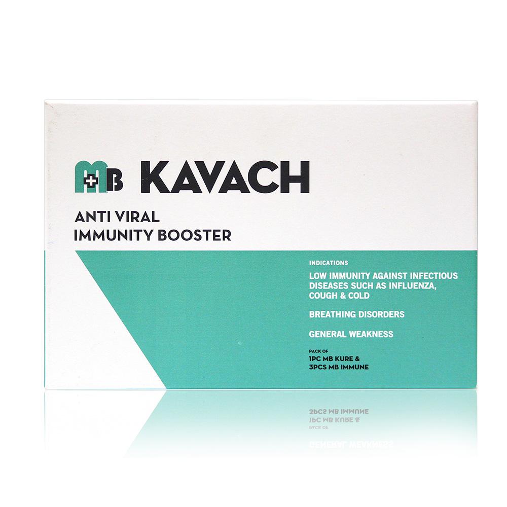M Bhattacharyya Kavach Kit 1 Pack