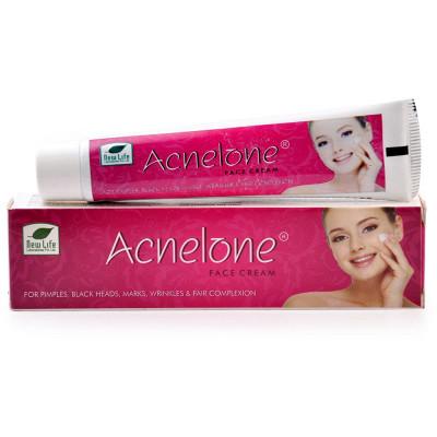 New Life Acnelone Face Cream (25g)