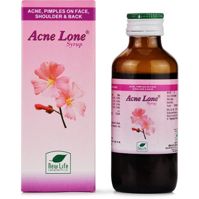 New Life Acnelone Syrup (100ml)