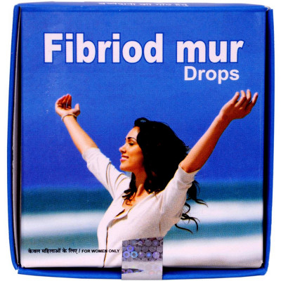 Biohome Fibroid Mur Drops (40ml)
