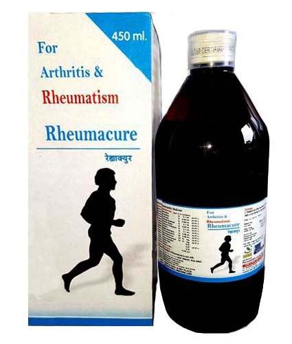PHBL Rheumacure Syrup [450ml]
