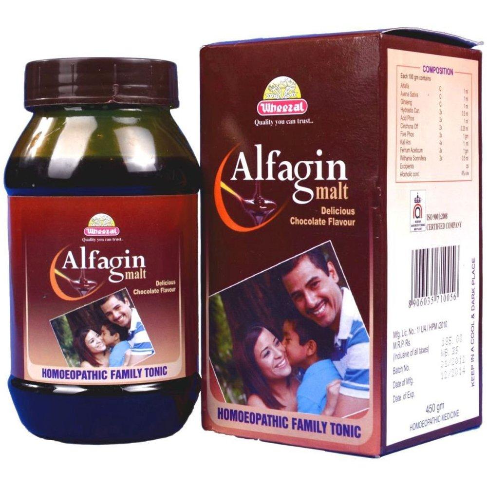 Wheezal Alfagin Malt (450g)