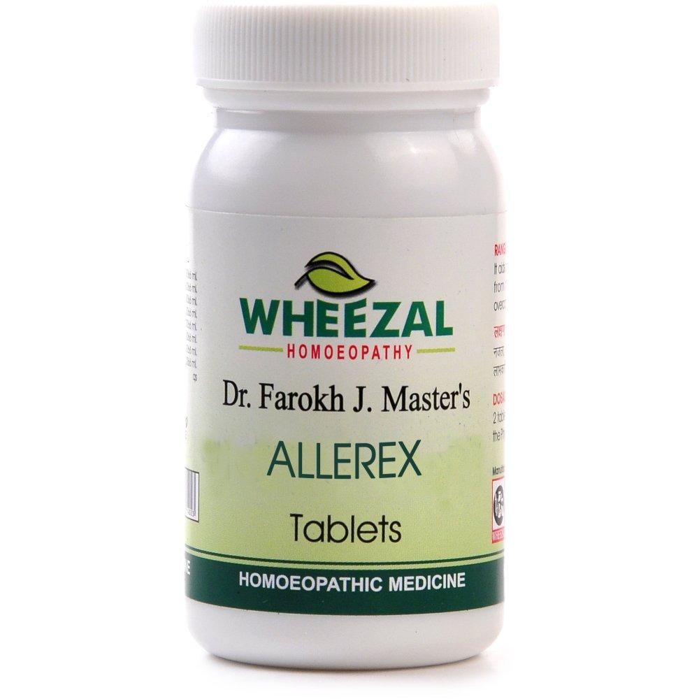 Wheezal Allerex Tablets (75tab)