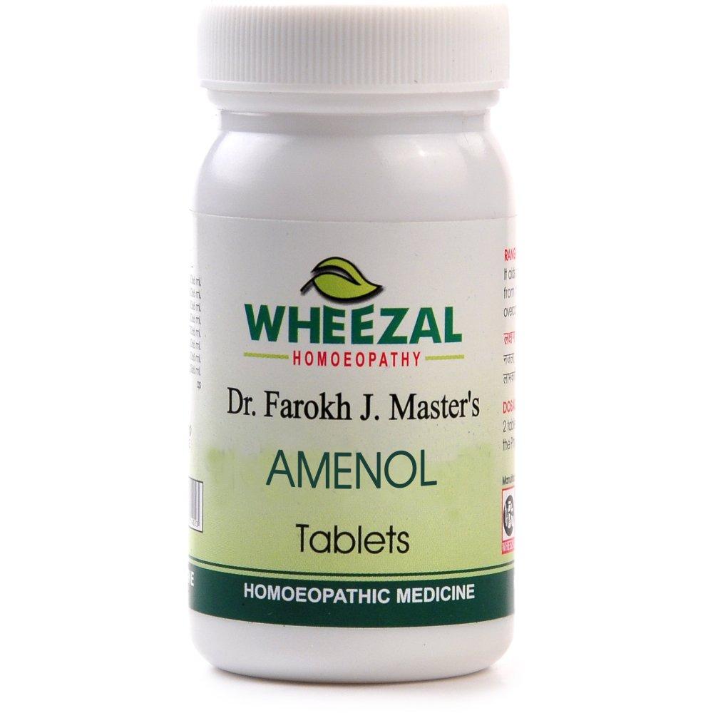 Wheezal Amenol Tablets (75tab)