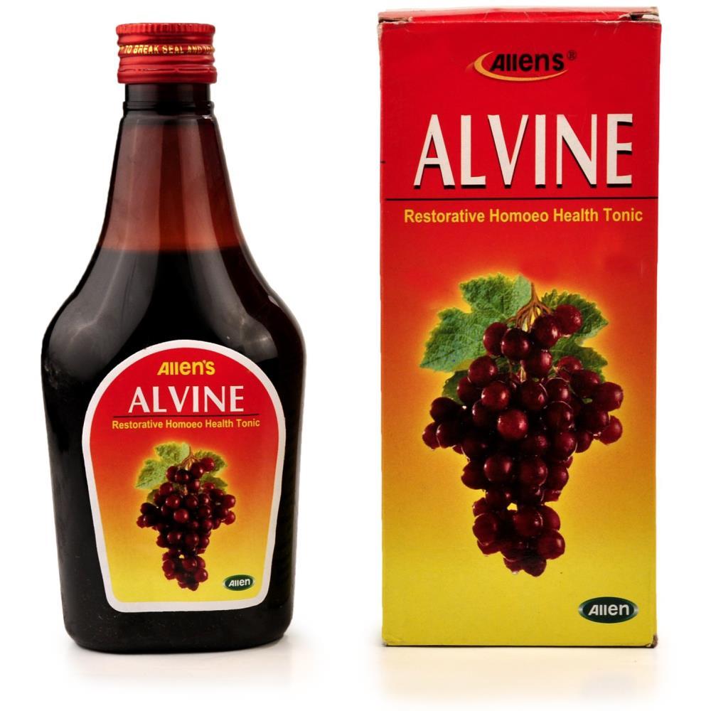 Allens Alvine Syrup (310ml)