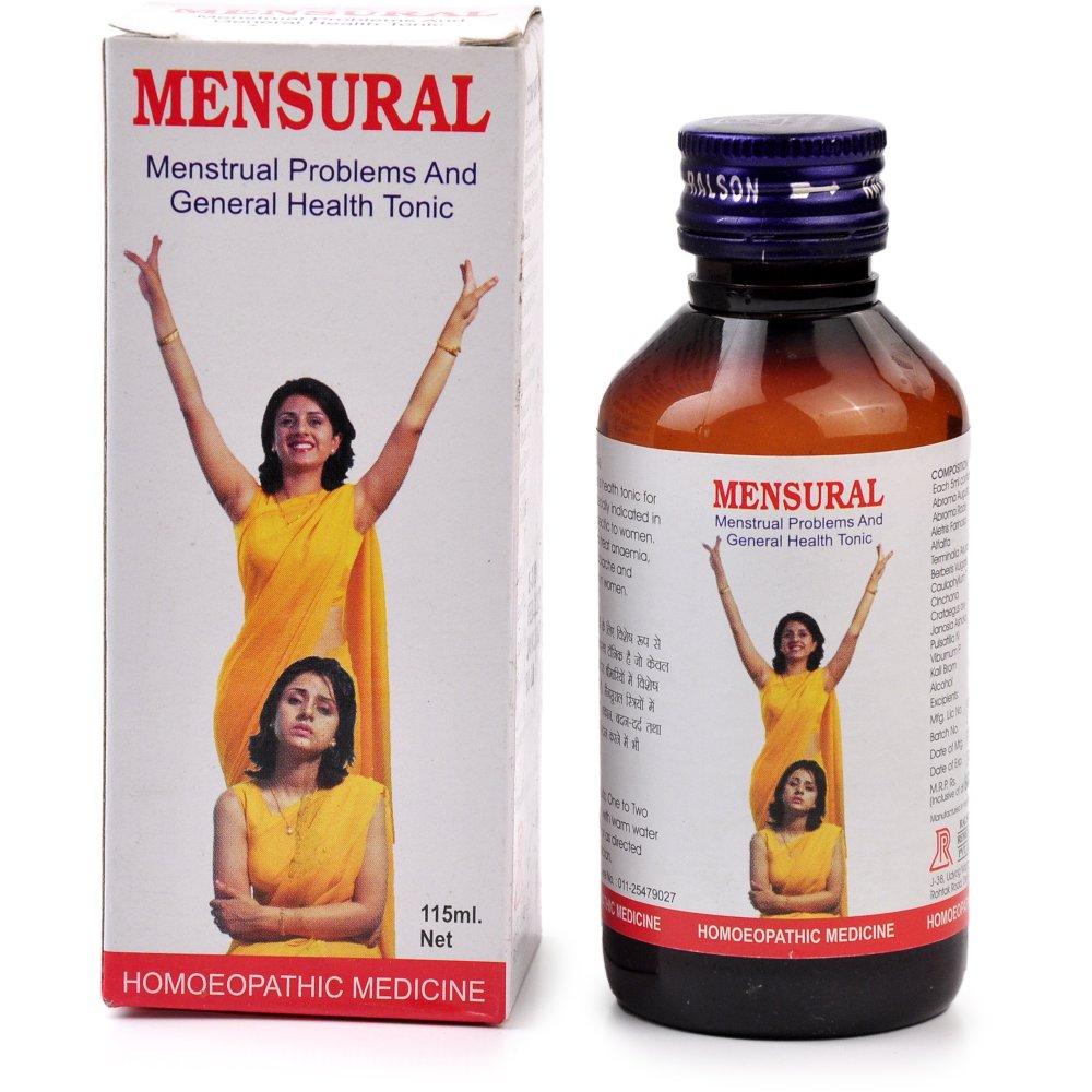 Ralson Mensural Syrup (115ml)
