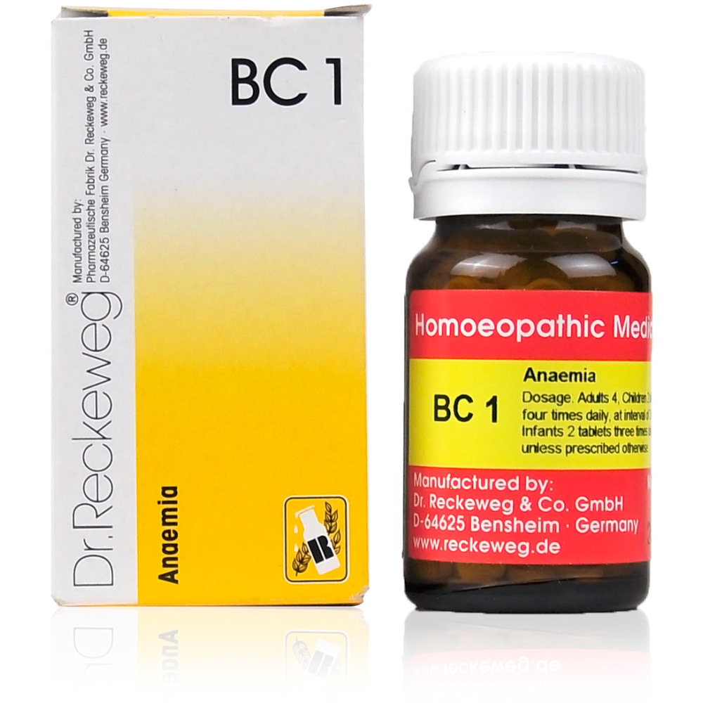 Dr. Reckeweg Bio Combination - BC 1 (20g)