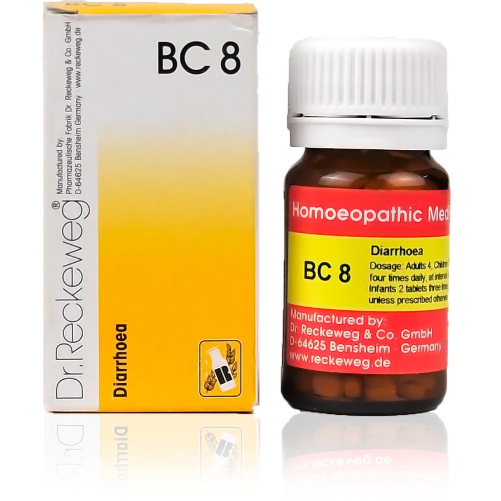 Dr. Reckeweg Bio Combination- BC 8 (20g)